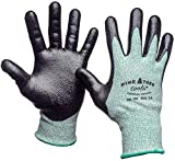 Ultra Strong Mens Safety Work Gloves - For