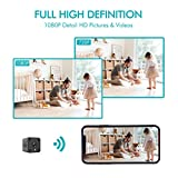 1080P Hidden Camera for Home Security with 64G SD