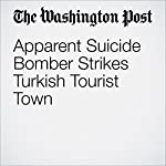 Apparent Suicide Bomber Strikes Turkish Tourist Town | Brian Murphy