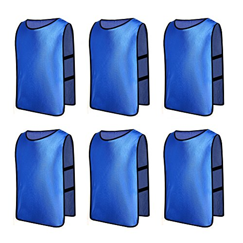 Senston Adult Scrimmage Training Vests Sports Pinnies For...