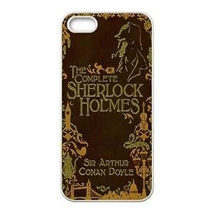 iPhone 5,5S Phone Case Sherlock FJ72404