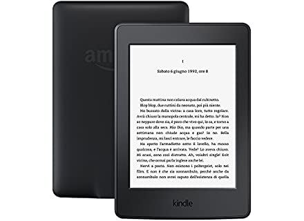 30€ di sconto su Kindle Paperwhite Wi-Fi
