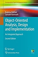 Object-Oriented Analysis, Design and Implementation: An Integrated Approach, 2nd Edition Front Cover