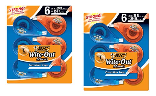 Most Popular Correction Tape