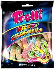 Trolli A Britecrawlers Bag, 150 gms