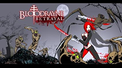 Amazon Com Bloodrayne Betrayal Online Game Code Video Games