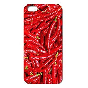 3329179M26902371 Beautiful Hot Pepper Style Hard Back Case Cover for iPhone 6 Plus(5.5 inch)
