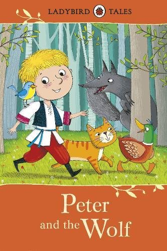 Lady Wolf (Peter and the Wolf (Ladybird Tales))
