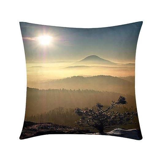 Almohada de doble cara con impresión digital personalizada ...