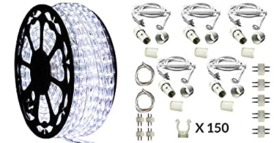 120V Dimmable LED Type 513 Rope Light Kit - 513PRO Series