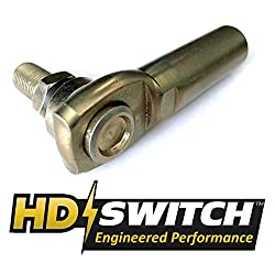 Replaces John Deere AM140530 Tie Rod End X Series