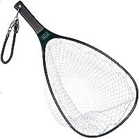 Fly Fishing Set: Rubber Mesh Net, Magnetic Release