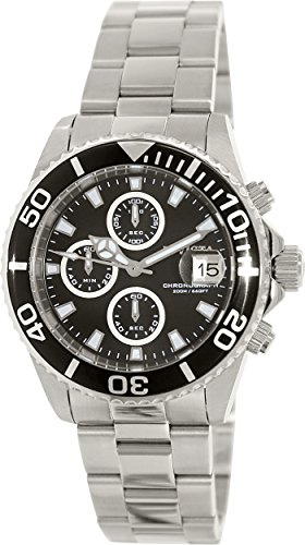 """Men's  """"Pro Diver"""" Stainless Steel Watch - Invicta 1003"""