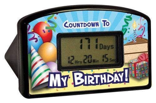 BigMouth Inc Countdown Timer Birthday