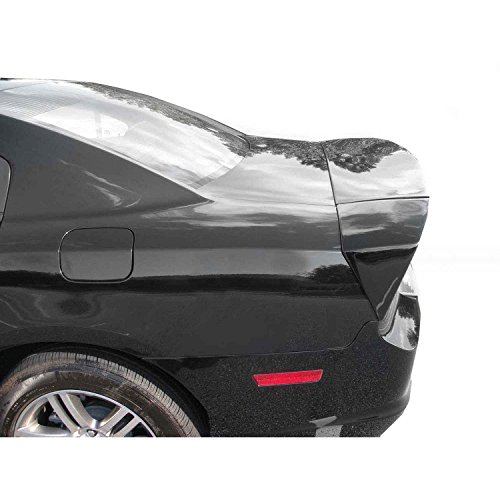- KBD Body Kits Compatible with Dodge Charger 2011-2014 Premier Style 3 Piece Flexfit Polyurethane Rear Wing Spoiler. Extremely Durable, Easy Installation, Guaranteed Fitment, Made in the USA!