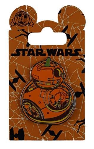 WDW Trading Pin - Star Wars - BB-8 Pumpkin ()