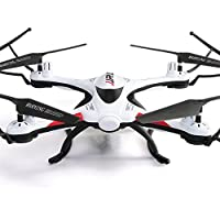 optimal5 JJRC H31 RC Drone FPV Waterproof Quadrocopter with 2.0MP Camera (White)