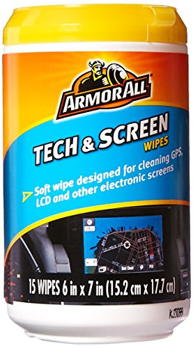 Armor All 17217 Cleaning Wipes