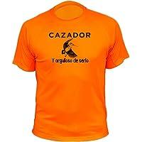 Caza al Corzo Pasi/ón y Tradici/ón Camiseta de Caza