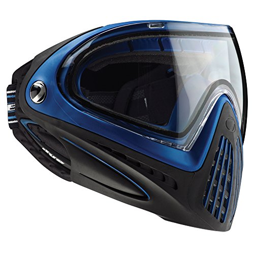 Mask Lens Blue Paintball - Dye Precision I4 Thermal Paintball Goggle (Blue)