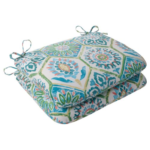 Pillow Perfect Outdoor Rounded Cushion