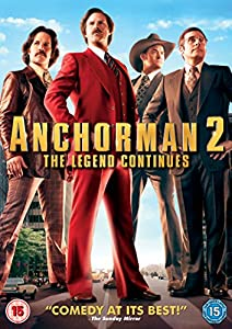 anchorman 2 the legend continues dvd 2013 amazonco