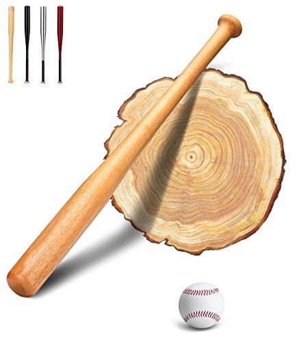 Giftinthebox BASEBALL BATS SET - Includes Baseball Bats & Baseball ,self defense weapons (25 INCH)