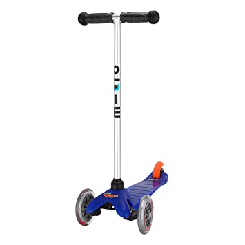 Mini Micro Scooter 3 Rueda Ligero con manillar extraíble ...