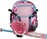 Rawlings Remix Youth Tball Backpack, Pink