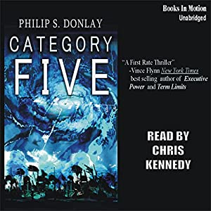 Category Five Audiobook