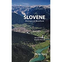 Slovene-English/English-Slovene Dictionary & Phrasebook