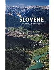 Slovene-English/English-Slovene Dictionary & Phrasebook