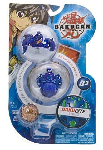 BakuLyte Bakugan Battle Brawlers Series Starter Pack -
