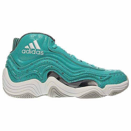 Adidas Performance Mens Crazy Basketball 2 Chaussure Vivmin / Blanc