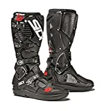 NEW Sidi Crossfire 3 SRS Off Dirt Road MX Boots Black US 12.5 / EU 47