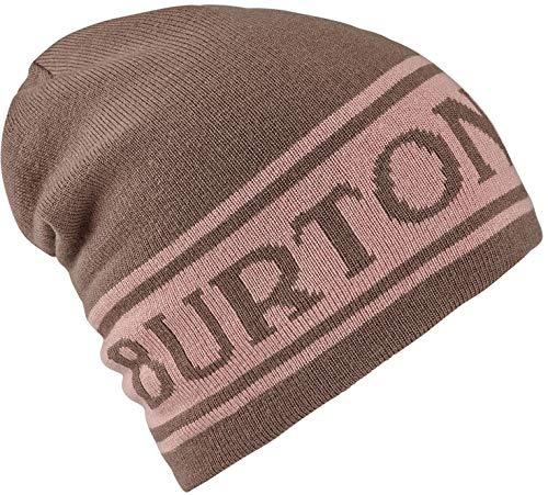 Burton Unisex Billboard Slouch Beanie, Fawn/Falcon, One Size