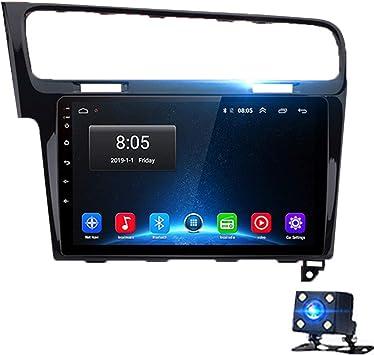 NBVNBV Android 9.0 Pantalla Táctil Radio de Coche GPS Navegador Sistema Multimedia Ajuste para VW Golf 7 2013-2017 Mapa Gratuito de por Vida Actualizaciones Cámara Trasera,4g (4gb 64gb): Amazon.es: Deportes y aire