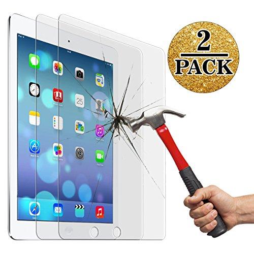 Screen Protector for iPad Mini 1 2 3 , Jusney 0.33mm Ultra T