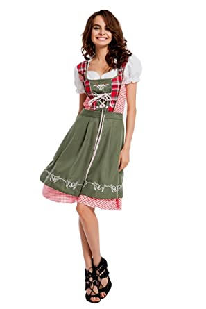 Ladies Heidi Oktoberfest Beer Maid Wench German Bavarian Fancy Dress  Costume SIZES S-3XL ( 06333e5aa4b9