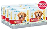 Paw Inspired 300 Count Ultra Protection Puppy Training Pads Original, X-Large