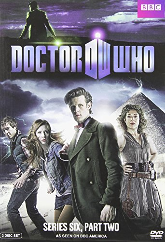 Doctor Who: The Sixth Series - Part 2 (River Dvd 2 The Season)