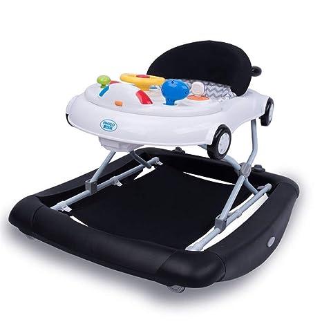 DMMW Andador para Bebé Multifuncional Actividad Walker, Seguro y ...