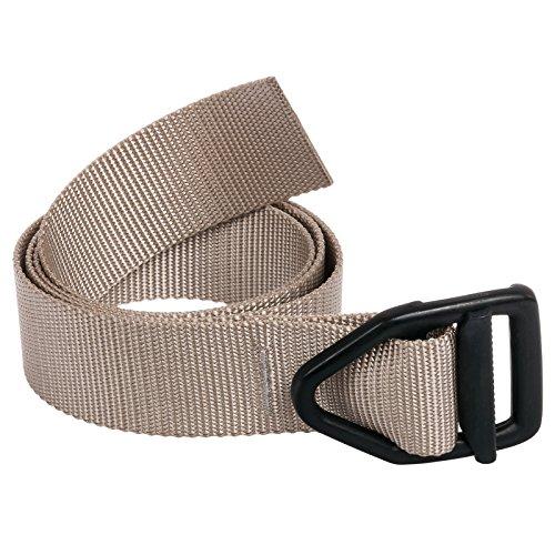 Bison Designs Light Duty Belt w/ Black Oxide Buckle (Desert Sand, Size - Top Bison