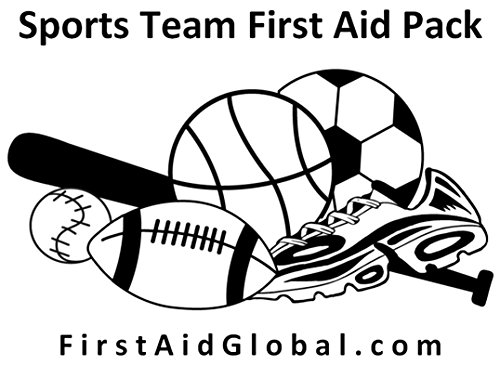 Sports Team First Aid Pack by FirstAidGlobal.com (Image #5)