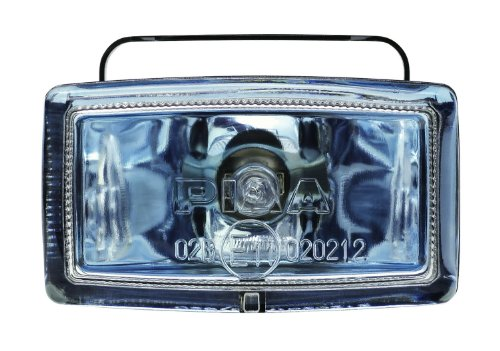 PIAA 2090 2000 Series Xtreme White Plus 55W=110W H3 Bulb SMR Fog Lamp Kit (Light Driving 55w)