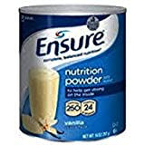 Ensure Original Nutrition Powder Vanilla. Pack of 3 x 14 Oz/Can