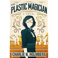 Deals on The Plastic Magician (A Paper Magician Novel) Kindle Edition