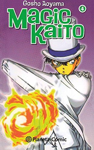 Descargar Libro Magic Kaito - Número 4 Gosho Aoyama