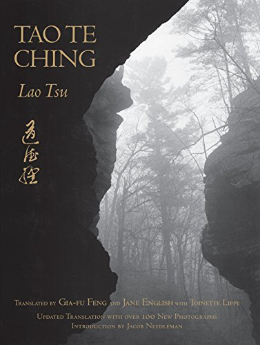 Tao Te Ching: Updated with Over 100 Photographs by Jane English by Lao Tzu