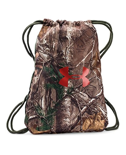 Under Armour UA Camo Sackpack OSFA REALTREE AP-XTRA – DiZiSports Store